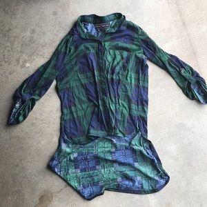 🎊🎉 5 for $20🎉🎊 women's button down plaid shirt